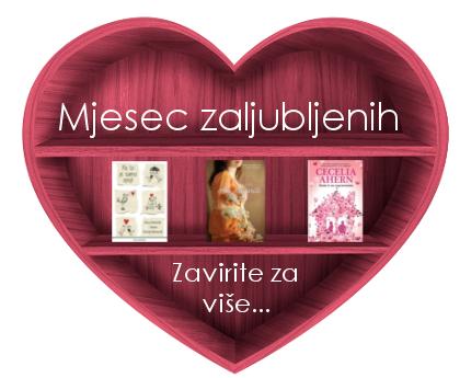 Valentinovo je cijelu Veljaču u Algoritam Profil Mozaik knjižarama