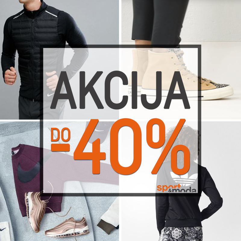 vizual Sport&Moda akcija do -40%