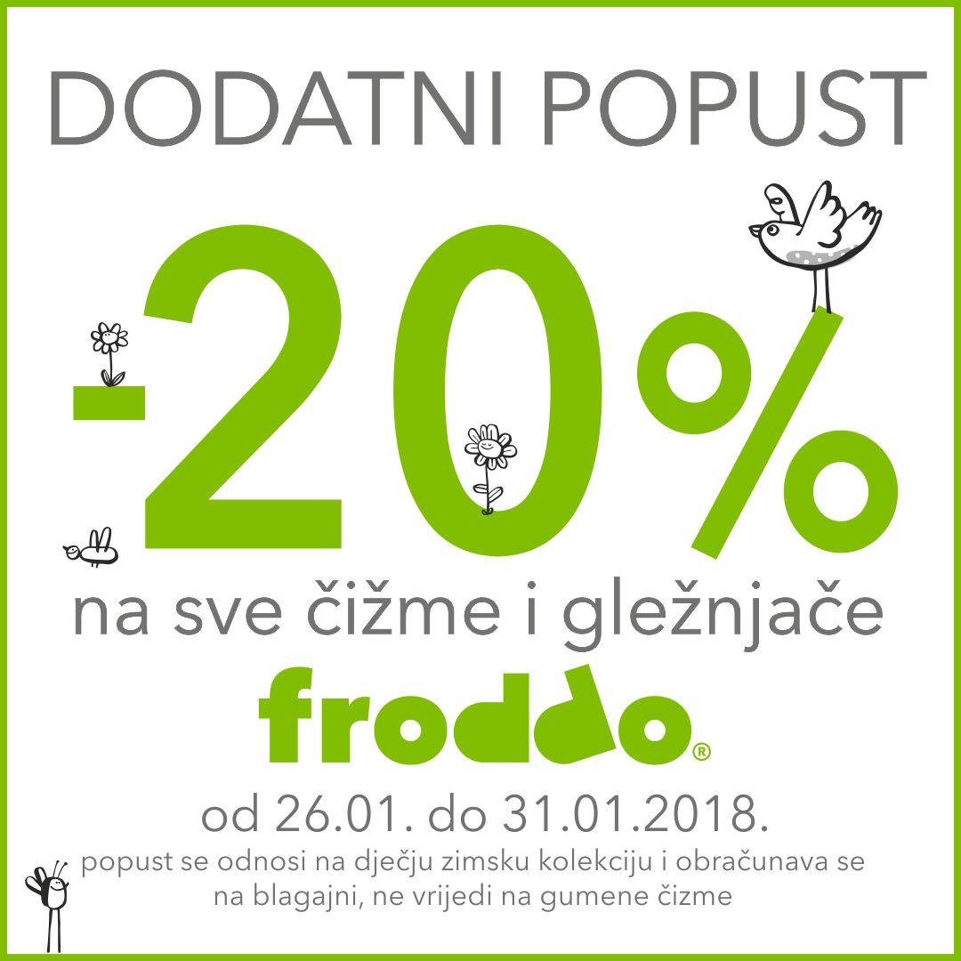 2018 dodatni popust 20%